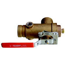 2500 - Test and Drain Valve