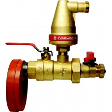7930ECA - Automatic Air Venting Valve with End Cap