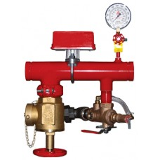 8511 - RISER PACK WITH PRESSURE RELIEF AND TEST VALVE FOR PRV
