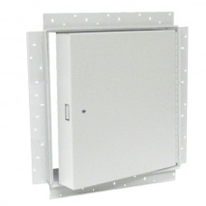 FRP-PW SERIES - FIRE-RATED & INSULATED CONCEALED FRAME ACCESS PANELS FOR PLASTER