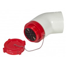 6986-6988 FEMALE DRY HYDRANT ADAPTER WITH PLUG