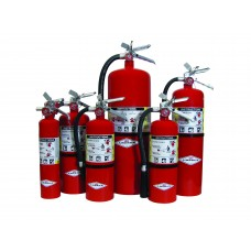 4002-4020 PORTABLE ABC DRY CHEMICAL FIRE EXTINGUISHERS