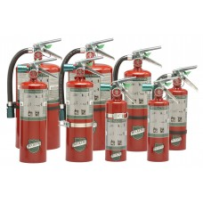 4132-4139 PORTABLE HALOTRON I FIRE EXTINGUISHERS