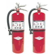 4132-4139 PORTABLE HALOTRON I FIRE EXTINGUISHERS