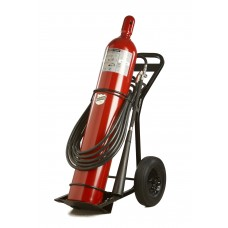 4530-4535 WHEELED CARBON DIOXIDE CHEMICAL FIRE EXTINGUISHERS