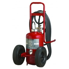 4570 WHEELED REGULAR BC CHEMICAL FIRE EXTINGUISHERS