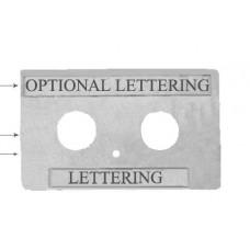 6900-6921 Rectangular Wall Plates