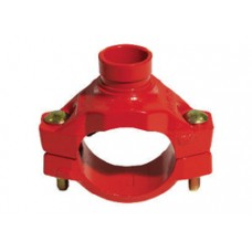 08G - Quik-T™ Mechanical Tee Grooved Outlet