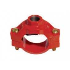 08T Quik-T™ Mechanical Tee Threaded Outlet