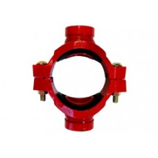 87G - Quik-T™ Mechanical Cross-Tee Grooved Outlet