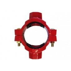 88T - Quik-T™ Mechanical Cross-Tee Threaded Outlet