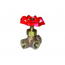 5662 Three Way Gauge Valve