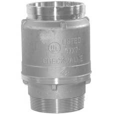 6967 - CHECK VALVE (GROOVE X MALE NPT)